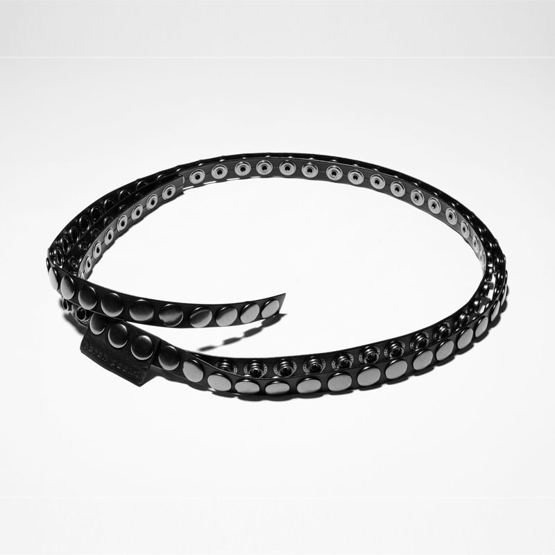 Sarah Pacini LEATHER BELT Front