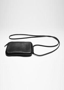 Sarah Pacini Neck Wallet Front