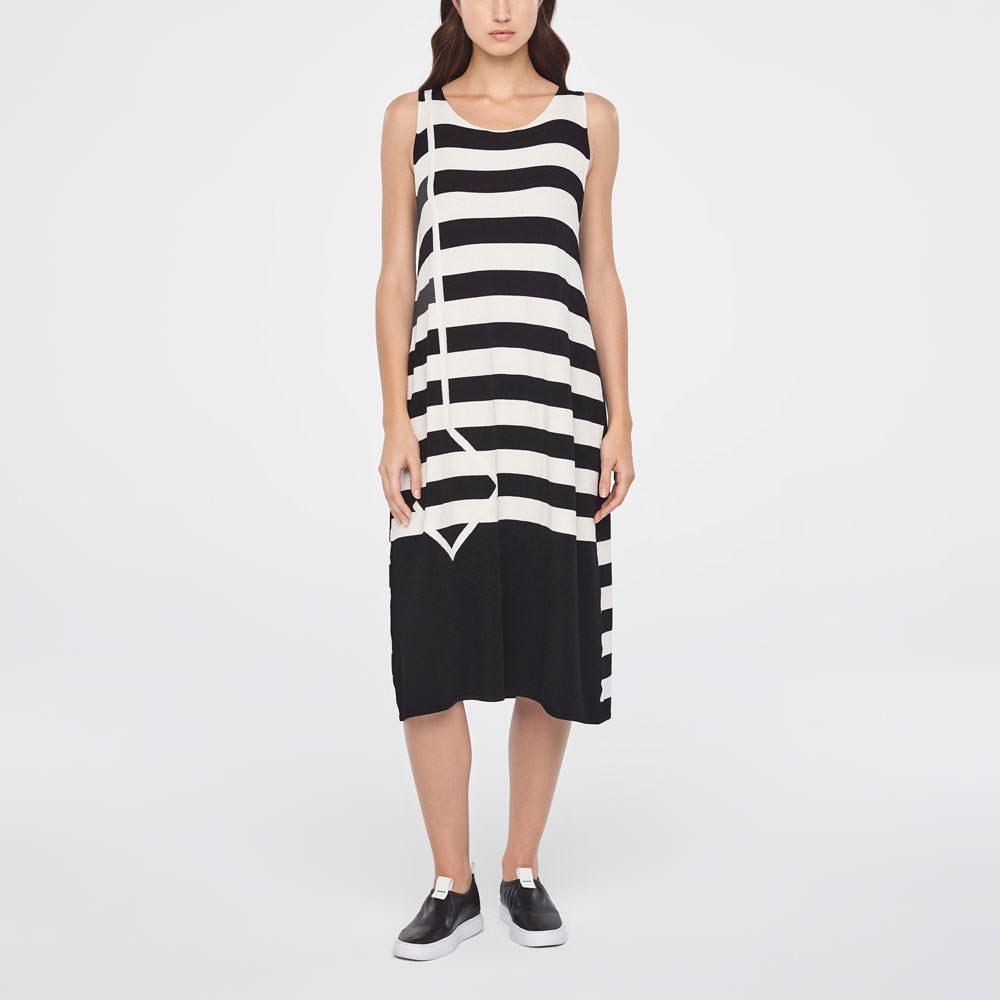 Sarah Pacini NAUTICAL DRESS Front