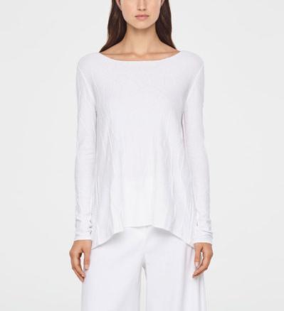 daac3009ea Sarah Pacini Mosaic sweater - long sleeves - front