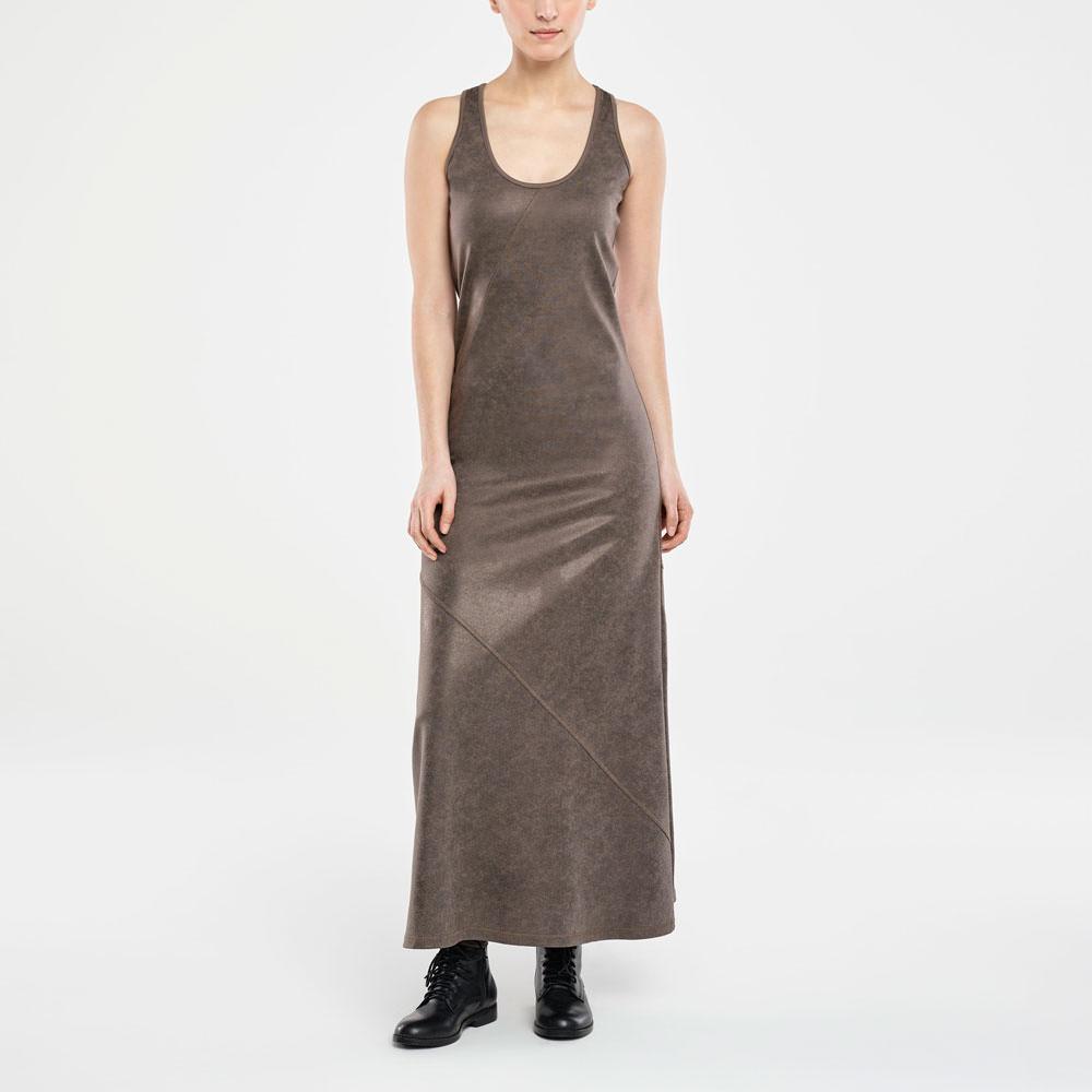 Sarah Pacini SHIMMERING MAXI DRESS Front