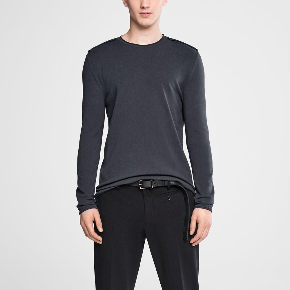 Sarah Pacini Crewneck sweater Front