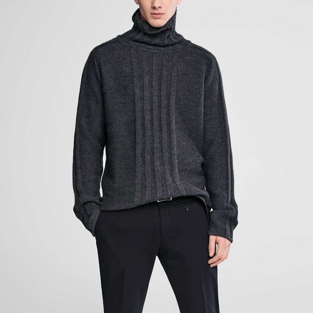 Sarah Pacini Turtleneck sweater Front