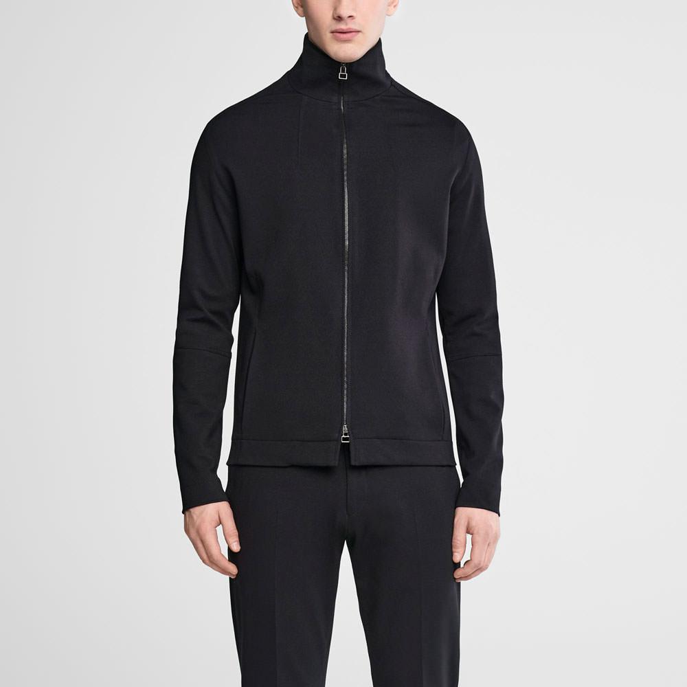 Sarah Pacini Jersey jacket Front