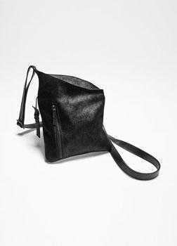 Sarah Pacini SPECKLED SHOULDER BAG Front