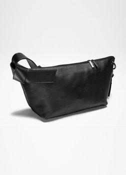Sarah Pacini LEATHER SHOULDER BAG Front