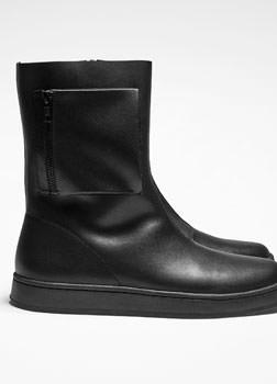Sarah Pacini Half boots Front